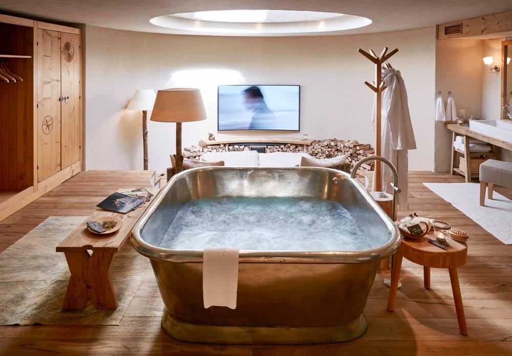 William Holland Stanneus Alvius Spa Bath
